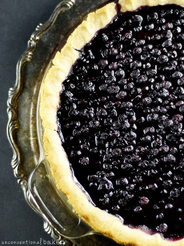 Gluten-Free Vegan Pie Crust