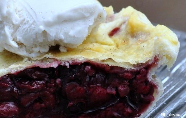 Grandma's Pie Crust Gluten Free