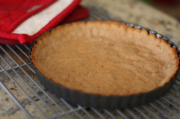 Honey Graham Cracker Pie Crust Paleo Gluten Free