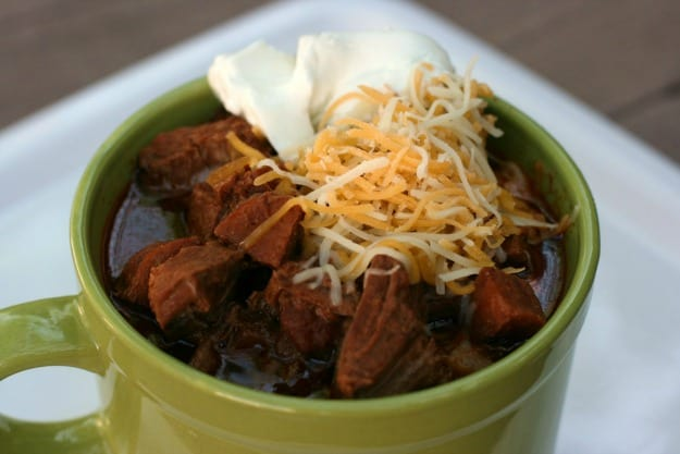 Meat Lovers No Bean Chili