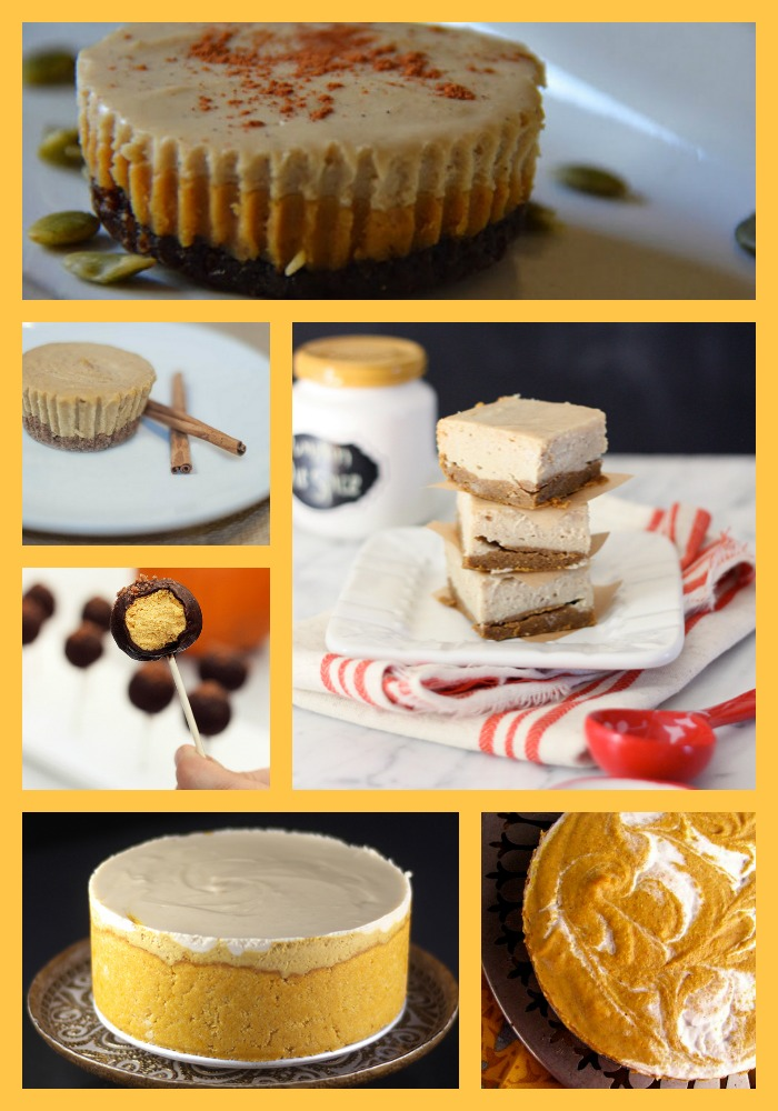 Paleo Pumpkin Cheesecake Recipes