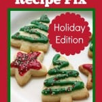 We're back with gluten-free holiday recipes for Gluten-Free Recipe Fix. All the best gluten-free recipes to make your holidays special! [featured on GlutenFreeEasily.com} (photo)