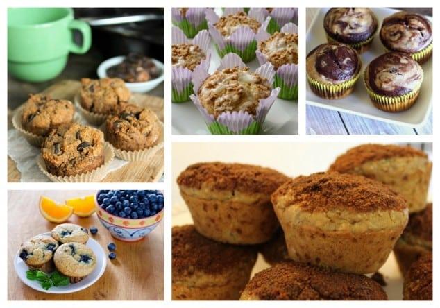 Gluten-Free Muffin Recipes Roundup