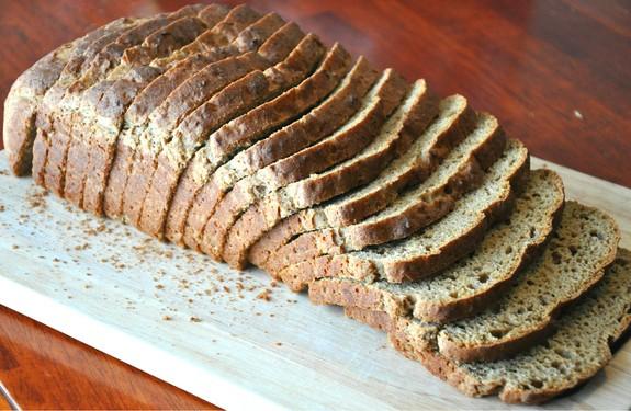 GF Rice Free Multigrain Bread