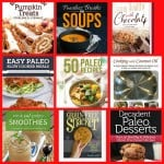 Last Chance for Free Paleo Bundle (Cookbooks, Guidebooks, Menu Plans, and More)