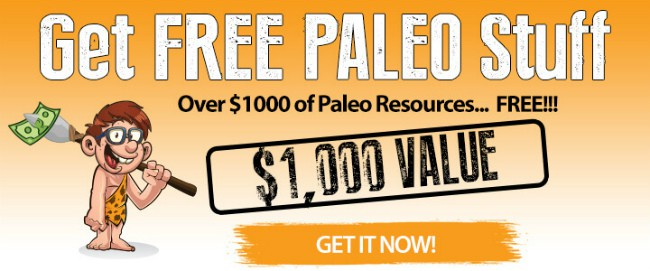 Free Paleo Bundle for You--$1,000 Value