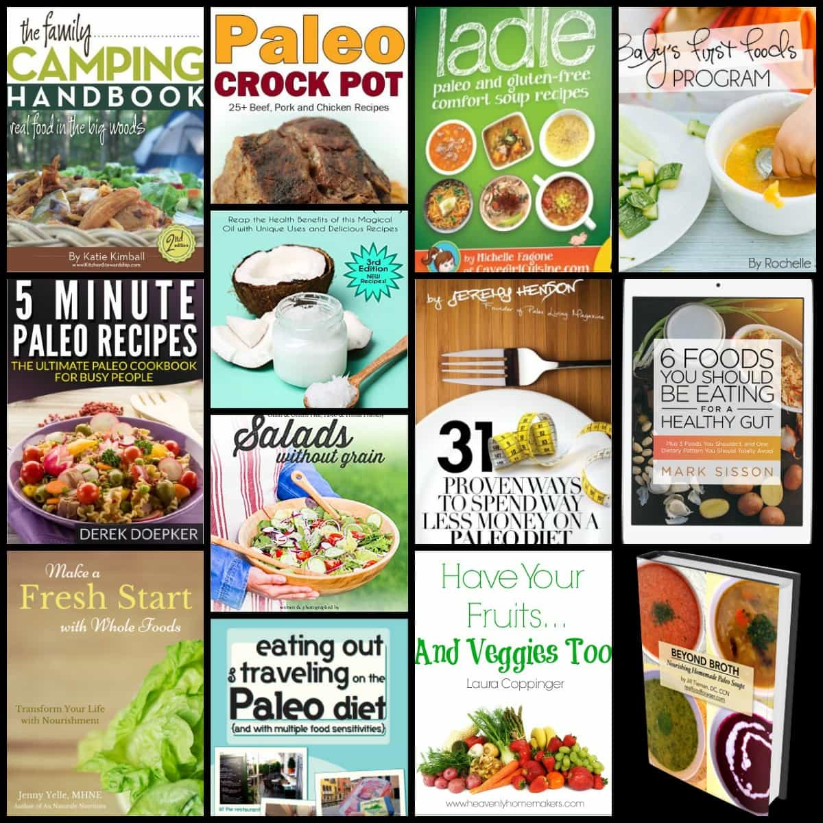 13 More Reasons to Grab the Paleo Bundle for Free!