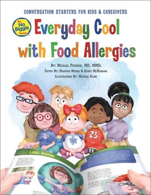 Everyday Cool with Food Allergies The No Biggie Bunch