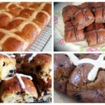Fabulous Gluten-Free Hot Cross Buns ... Yes! These ARE gluten free! And they're just a sampling of over 25 fantastic gluten-free recipes.