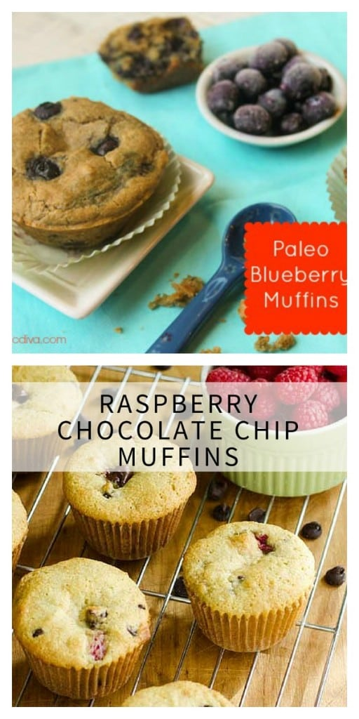 March Muffin Madness First Two Days Collage