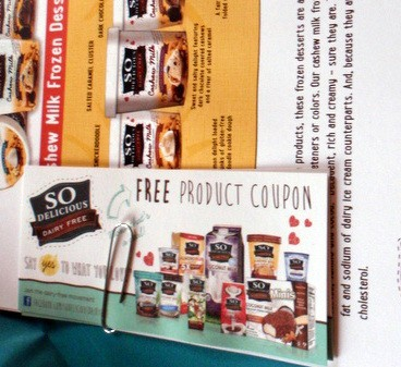 So Delicious Dairy Free Coupons