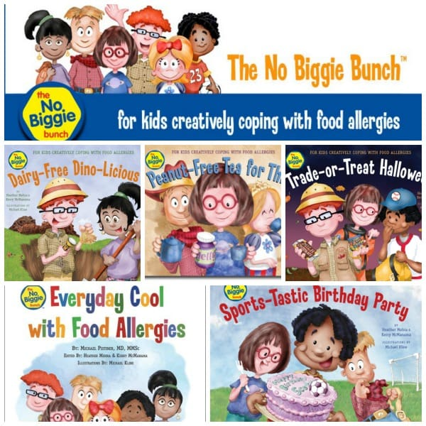The No Biggie Bunch Book Collage