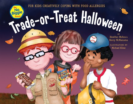 Trade or Treat for Halloween The No Biggie Bunch