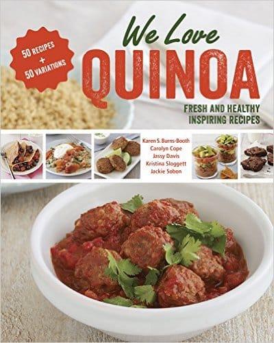 We Love Quinoa