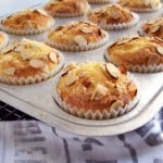 Gluten-Free Lemon Ricotta Cake Muffins for March Muffin Madness
