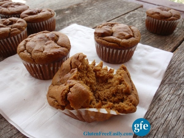 You're going to be so happy that this recipe makes 18 muffins because you'll want to both enjoy and share these Flourless Magical Muffins! Gluten free, dairy free, paleo, and only 5 ingredients. Plus there's room for you to get creative with your flavor pairings with this recipe! Just one of the best gluten-free muffin recipes from March Muffin Madness.