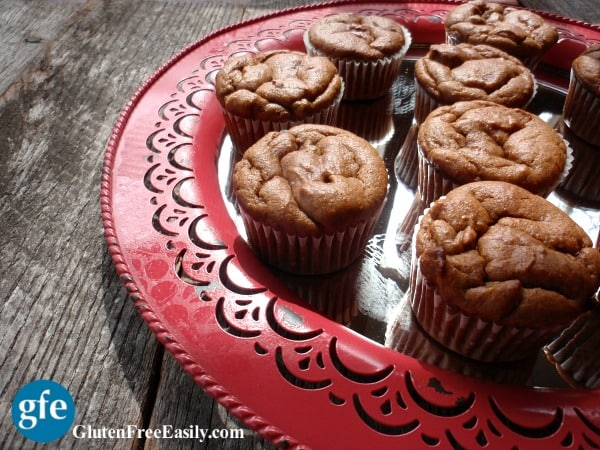 Prepare to be amazed! Flourless Magical Muffins--Gluten free. paleo, light and fluffy, and just perfect frankly.