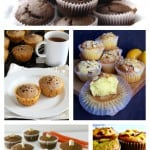 Gluten-Free Muffins March Muffin Madness Collage