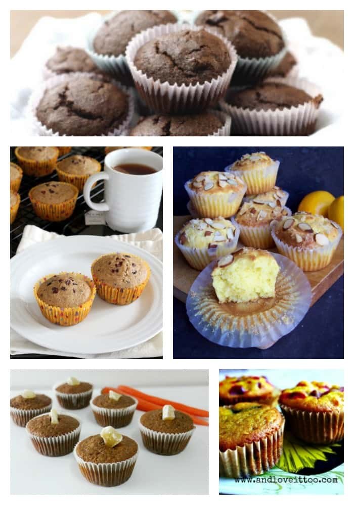 The complete roundup of the best gluten-free muffin recipes from March Muffin Madness! Recipes are labeled for all special diets--grain free, dairy free, vegan, paleo, etc. Grab a recipe and you'll be pulling amazing muffins out of your oven very shortly!