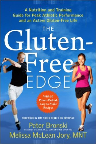 The Gluten-Free Edge by Melissa McLean Jory and Peter Bronski