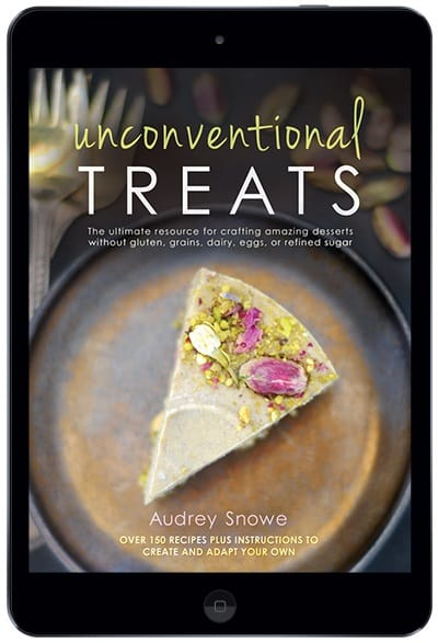 Unconventional Treats from Audrey Snowe