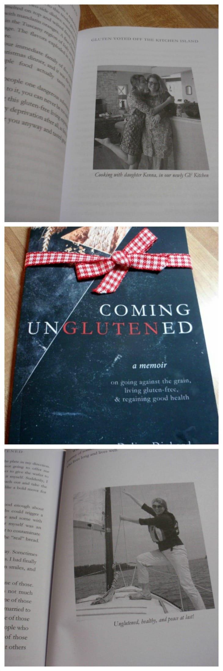 "A ""must read"" memoir from Delise Dickard! Coming UnGlutened: A Memoir on Going Against the Grain, Living Gluten-Free, & Regaining Good Health"