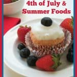 4th of July and Summer Recipes for Gluten-Free Recipe Fix