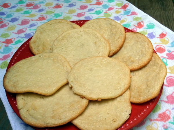 Gluten-Free Flatbread Rounds. Grain free, too! You're going to love these! (photo)