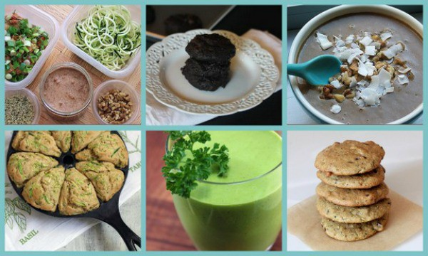 Even more gluten-free zucchini dessert recipes for you! [featured on GlutenFreeEasily.com] (photo)