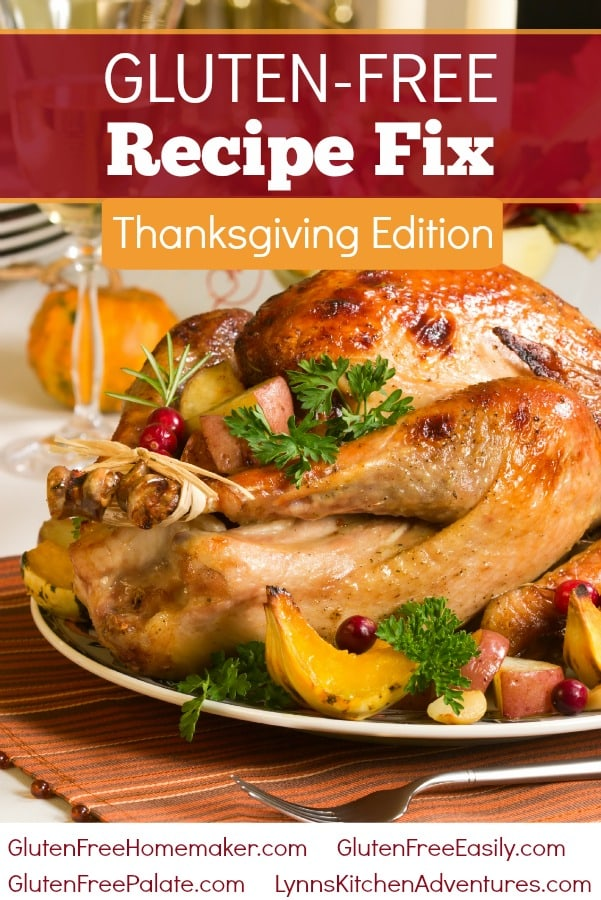 Best Gluten-Free Thanksgiving Recipes for Gluten-Free Recipe Fix. Find the best gluten-free recipes that are going to give you your favorite gluten-free Thanksgiving yet! [from GlutenFreeEasily.com] (photo)