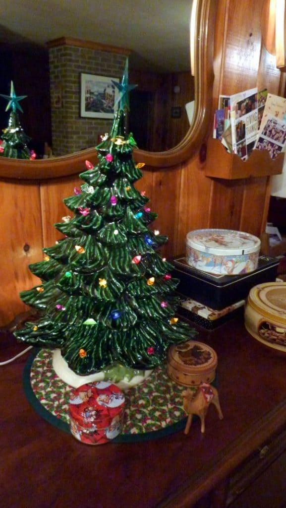 Ceramic Christmas Tree 2016