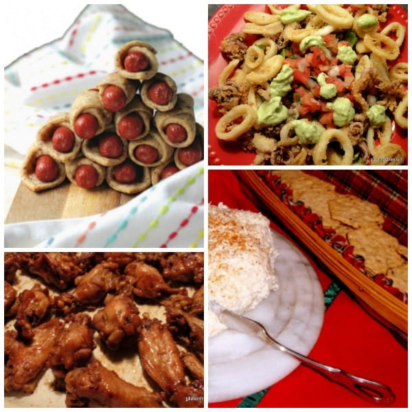 Gluten-Free Holiday Appetizers [featured on GlutenFreeEasily.com] (photo)