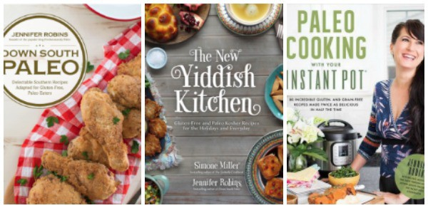 Jennifer Robins' Cookbook