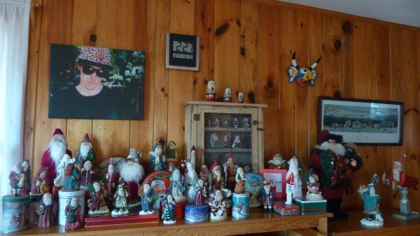 My Santa Claus Collection [from GlutenFreeEasily.com] (photo)