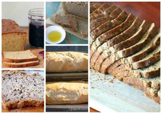 Gluten-Free Bread [from GlutenFreeEasily.com]