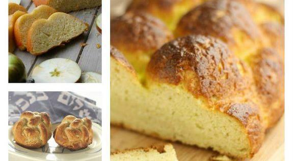 Gluten-Free Challah [from GlutenFreeEasily.com]