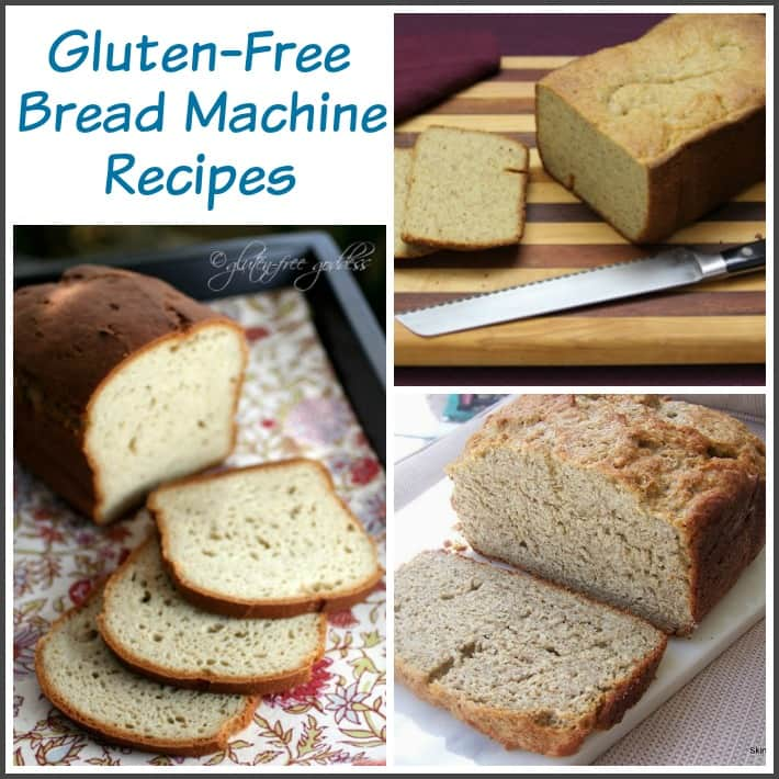 Gluten-free bread recipes on gfe in the Bountiful Bread Basket series. Gluten-Free Bread Machine Recipes. [featured on GlutenFreeEasily.com]