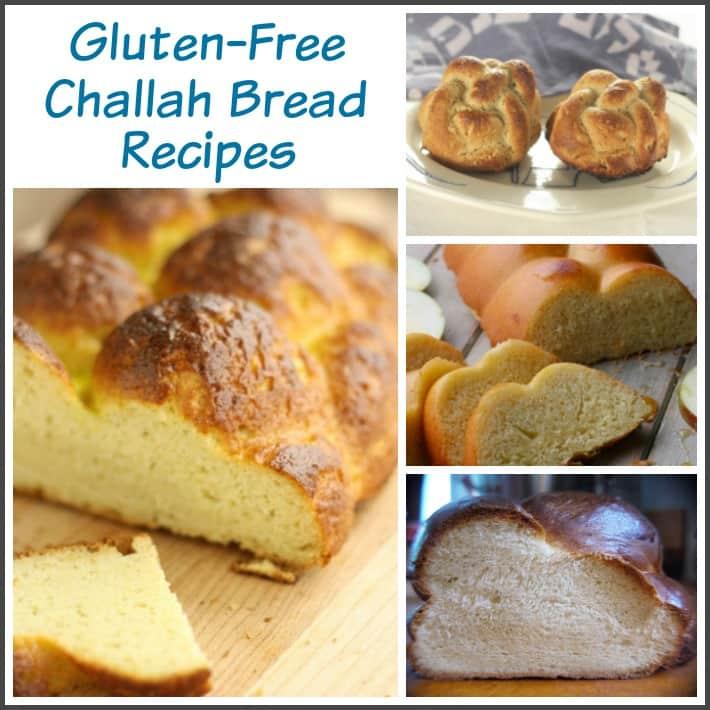 Gluten-free bread recipes on gfe in the Bountiful Bread Basket series. Gluten-Free Challah Bread Recipes. [featured on GlutenFreeEasily.com]