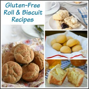 Gluten-free bread recipes on gfe in the Bountiful Bread Basket series. Gluten-Free Roll and Biscuit Recipes. [featured on GlutenFreeEasily.com]