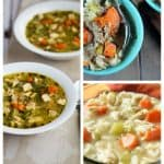 Gluten-Free Chicken Noodle Soup Recipes [featured on GlutenFreeEasily.com[