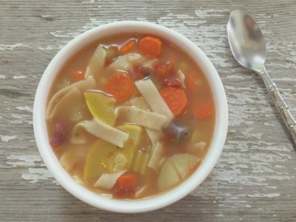 Gluten-Free Chicken Noodle Recipes. If you're vegetable or vegan, you can still enjoy a delicious version of this soup. From In Johnna's Kitchen. [featured on GlutenFreeEasily.com]