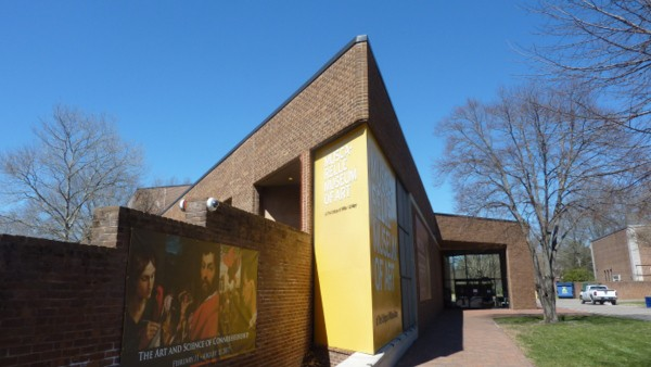 Muscarelle Museum at College of William and Mary [from GlutenFreeEasily.com}