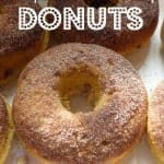 Gluten-Free Pumpkin Chocolate Chip Donuts. A ricotta donut turns into something special with a new combination of flavors. [from GlutenFreeEasily.com]