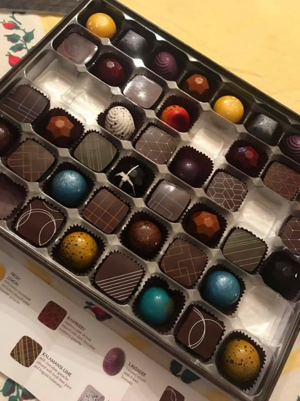 Christopher Elbow Chocolates Big Box