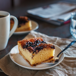 Gluten-Free Blueberry Streusel Coffee Cake