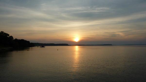 Classic Sunset Tims Fairview Beach