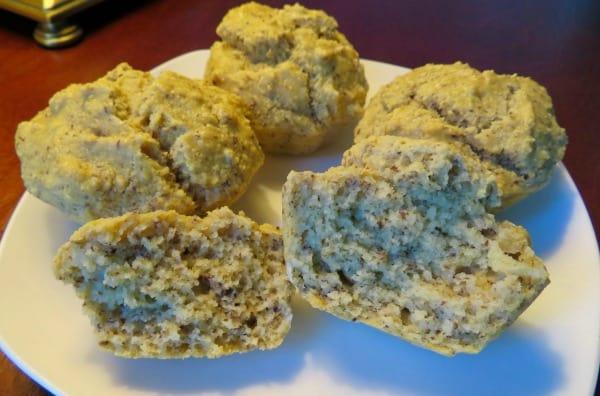Gluten-Free Paleo Almond Flour Dinner Rolls from Gluten-Free Traveler. One of the Top 40 Best Gluten-Free Rolls and Biscuits. [featured on GlutenFreeEasily.com]