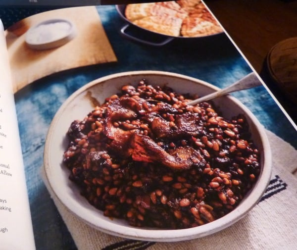 "Danielle Walker's Celebrations Baked ""Beans."" Ingenious substitution for baked beans. [featured on GlutenFreeEasily.com]"