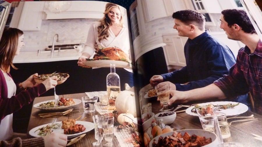 Danielle Walker's Against All Grain Celebrations Cookbook. Thanksgiving celebration. [featured on GlutenFreeEasily.com]