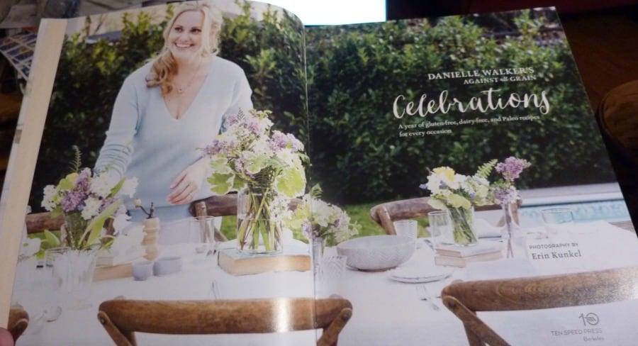 Danielle Walker's Against All Grain Celebrations Cookbook. A warm weather celebration. [featured on GlutenFreeEasily.com]